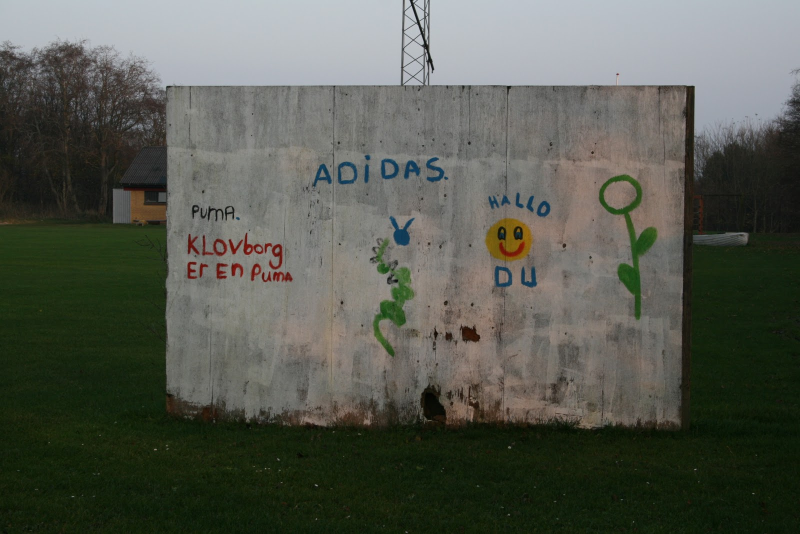 Klovborg: Andre evhverv og aktiviteter i Klovborg - sådan ser byen også ud.
