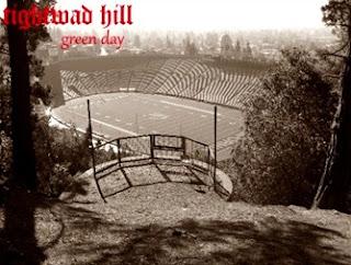 Green Day Lyrics - Tight Wadd Hill