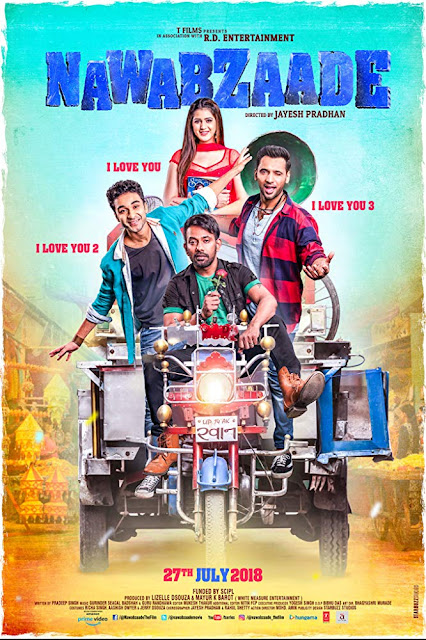poster Nawabzaade 2018 Full Hindi Movie Download HD 720p
