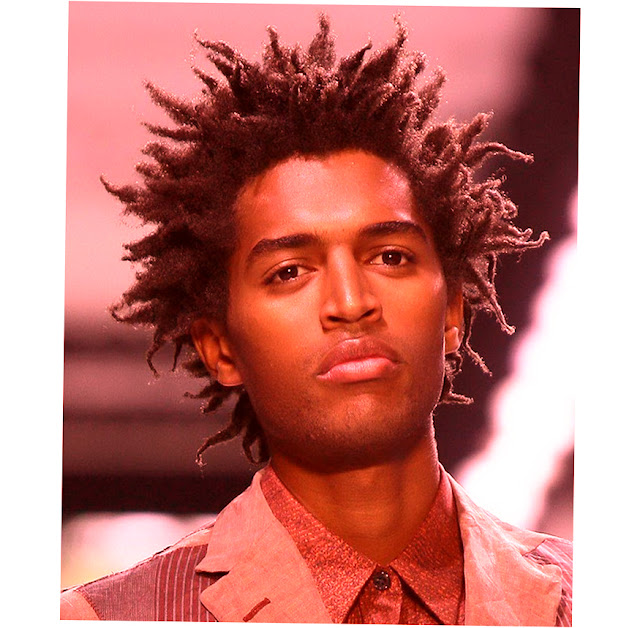 Photo of Pictures Of African American Male Haircuts