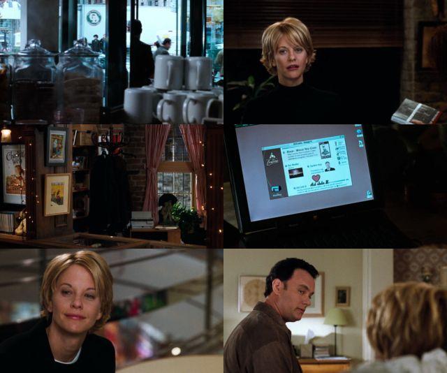Tienes un e-mail (1998) HD 1080p Latino Dual