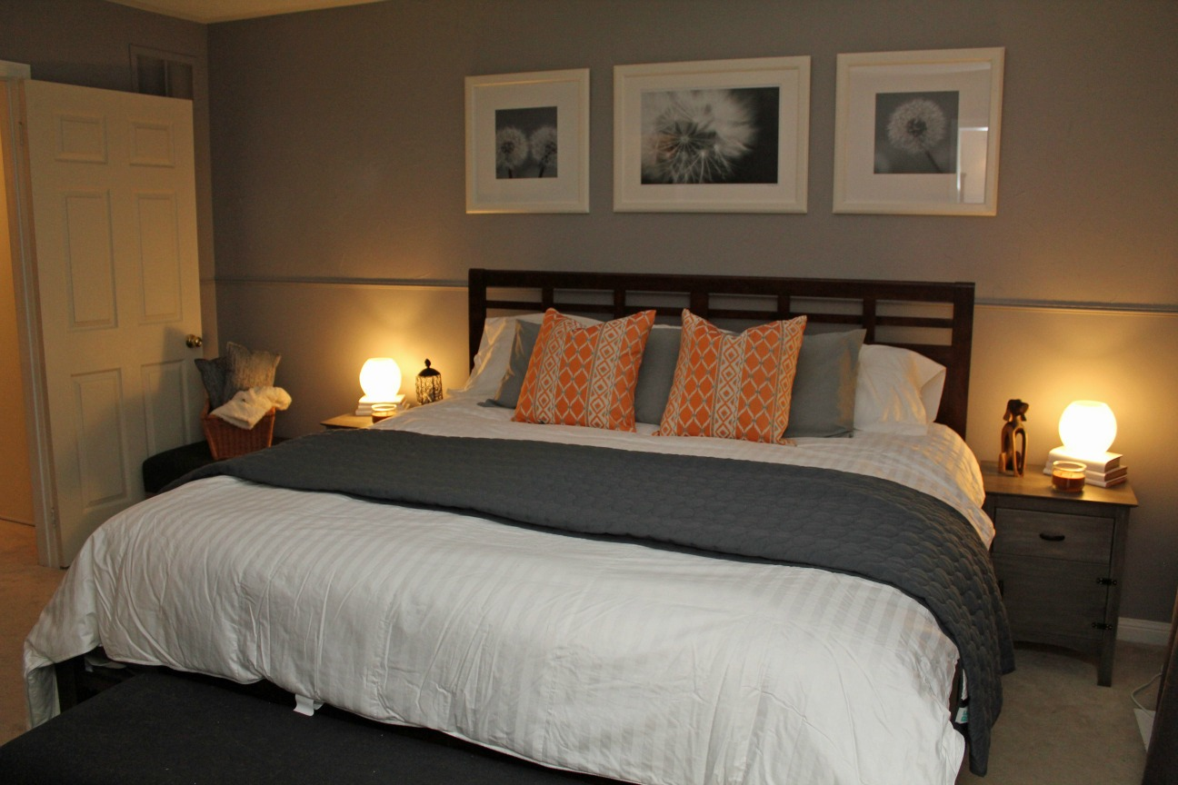 Bedroom Grey Pictures Turtles And Tails Master Bedroom Before And After