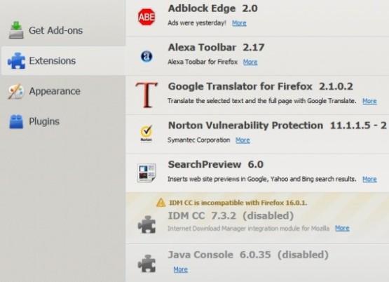 Idm integration for firefox 65 0 1 | Download Mozilla