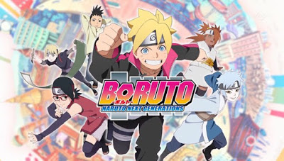 Boruto Naruto Next Generation 2017 - 2018 - 2019