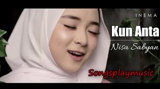 Download Lagu Nissa Sabyan - Kun Anta Mp3 (4.51 Mb
