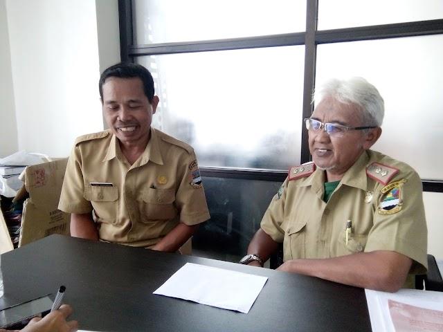 Diskimrum KBB Dukung Kades Tolak Berikan Upeti Dana Rutilahu.