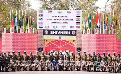 AFINDEX-19: Africa-India Field Training Exercise