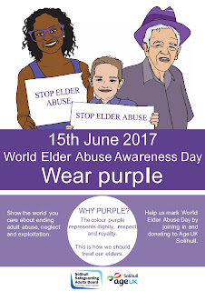 Stop abuse on elders