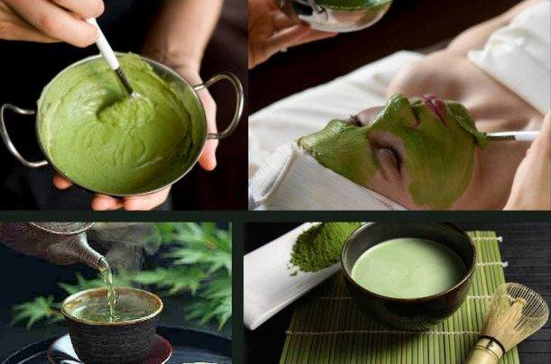 La arcilla blanca ayudará a que el té verde actúe sobre tu piel