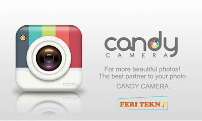 Aplikasi kamera untuk Selfie - feri tekno