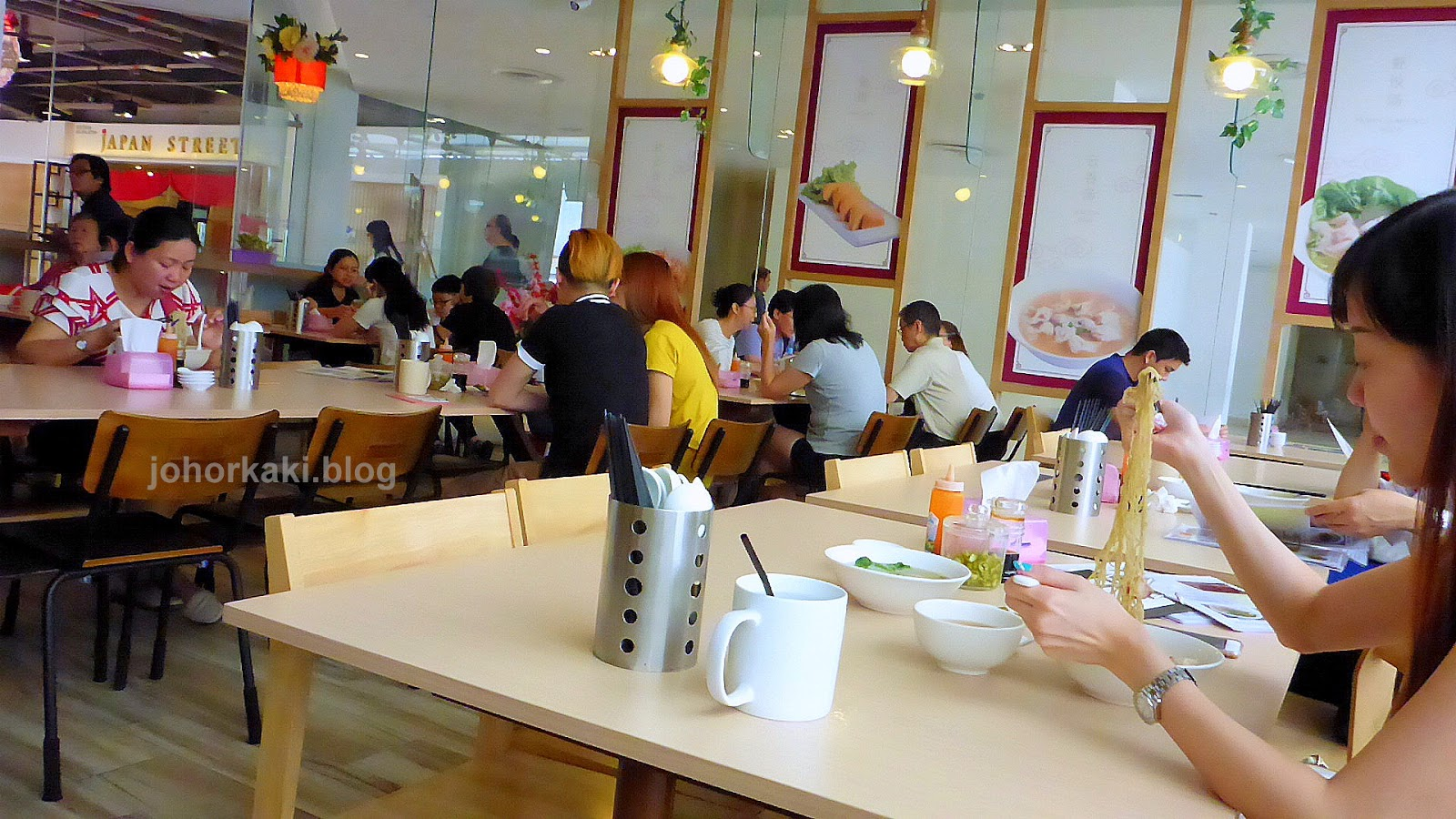Johor Bahru Ho Seng Kee Wanton Mee Noodle In Jb City