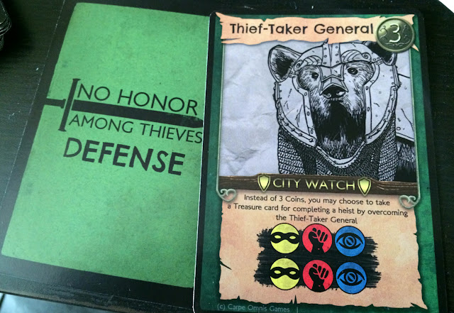 Nno Honor Among Thieves - Thief-taker general