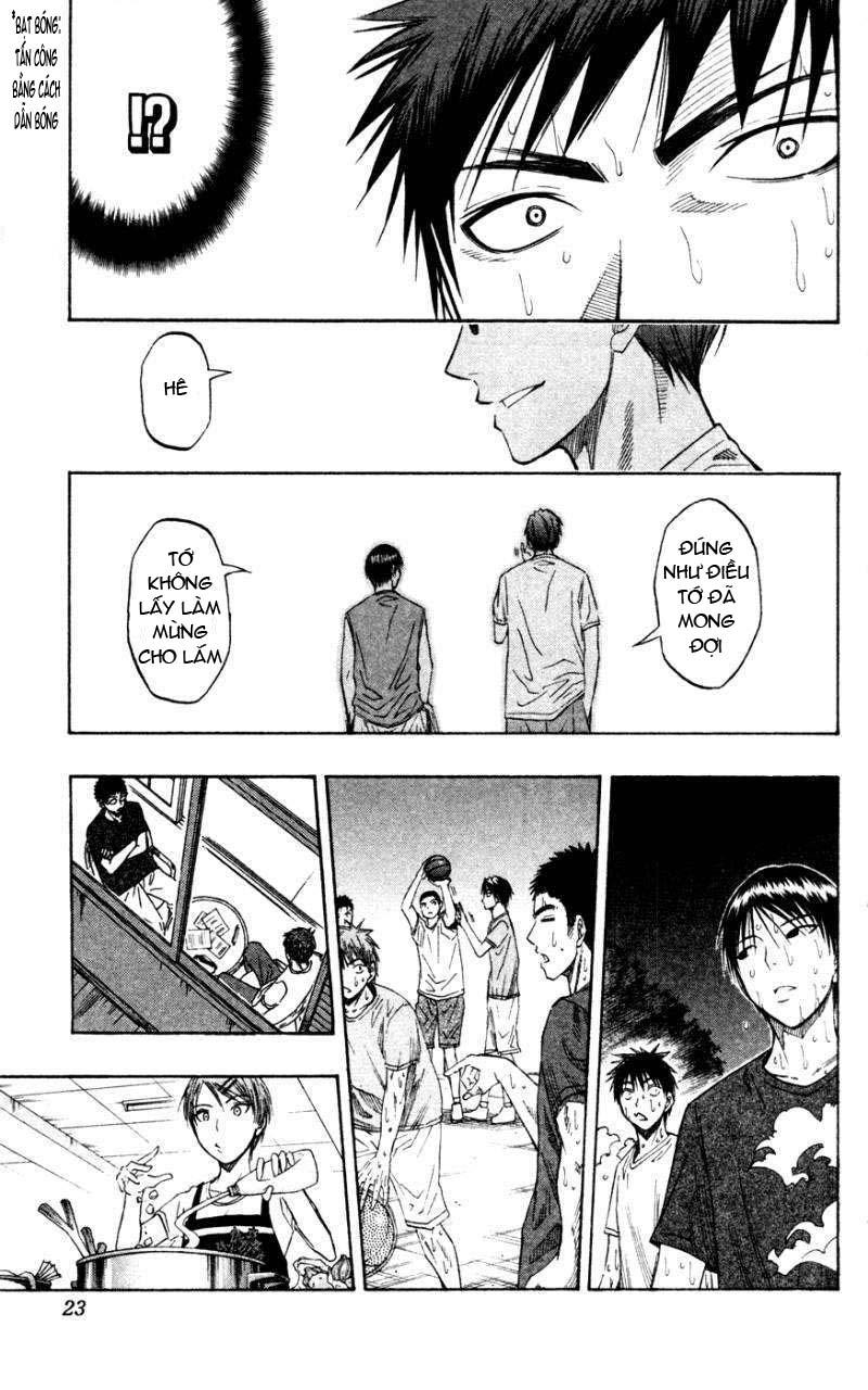Kuroko No Basket chap 062 trang 18