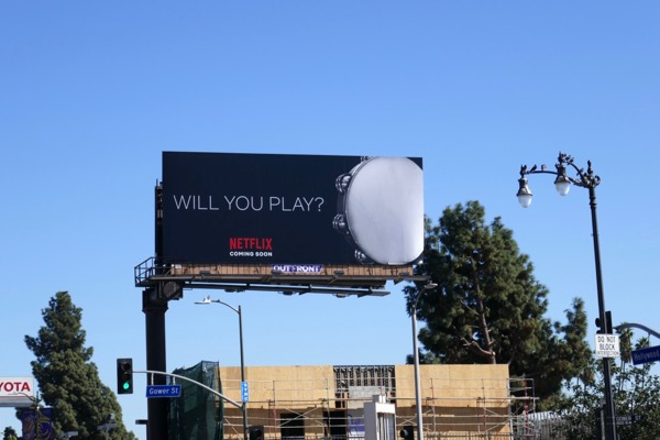 Will you play Tamborine billboard
