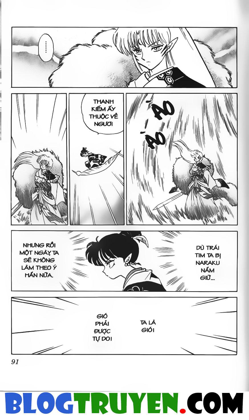 Inuyasha vol 17.5 trang 16