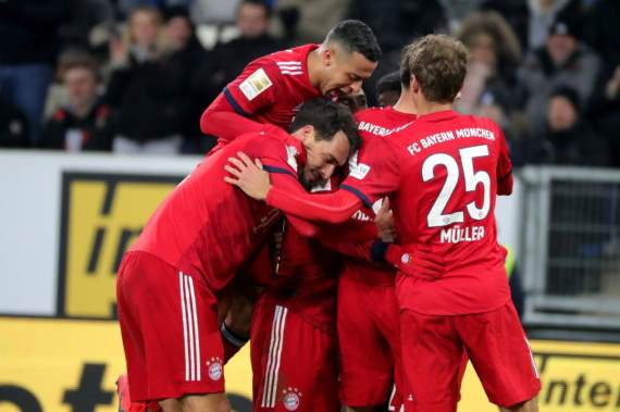German Bundesliga: Gameweek 19 Preview