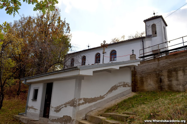 Monastery St. Archangel Michael, Skochivir village