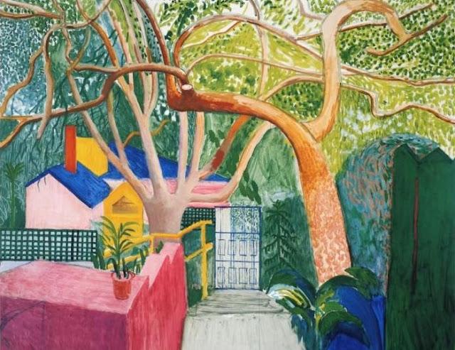 David Hockney 1937  Pop Art painter  TuttArt