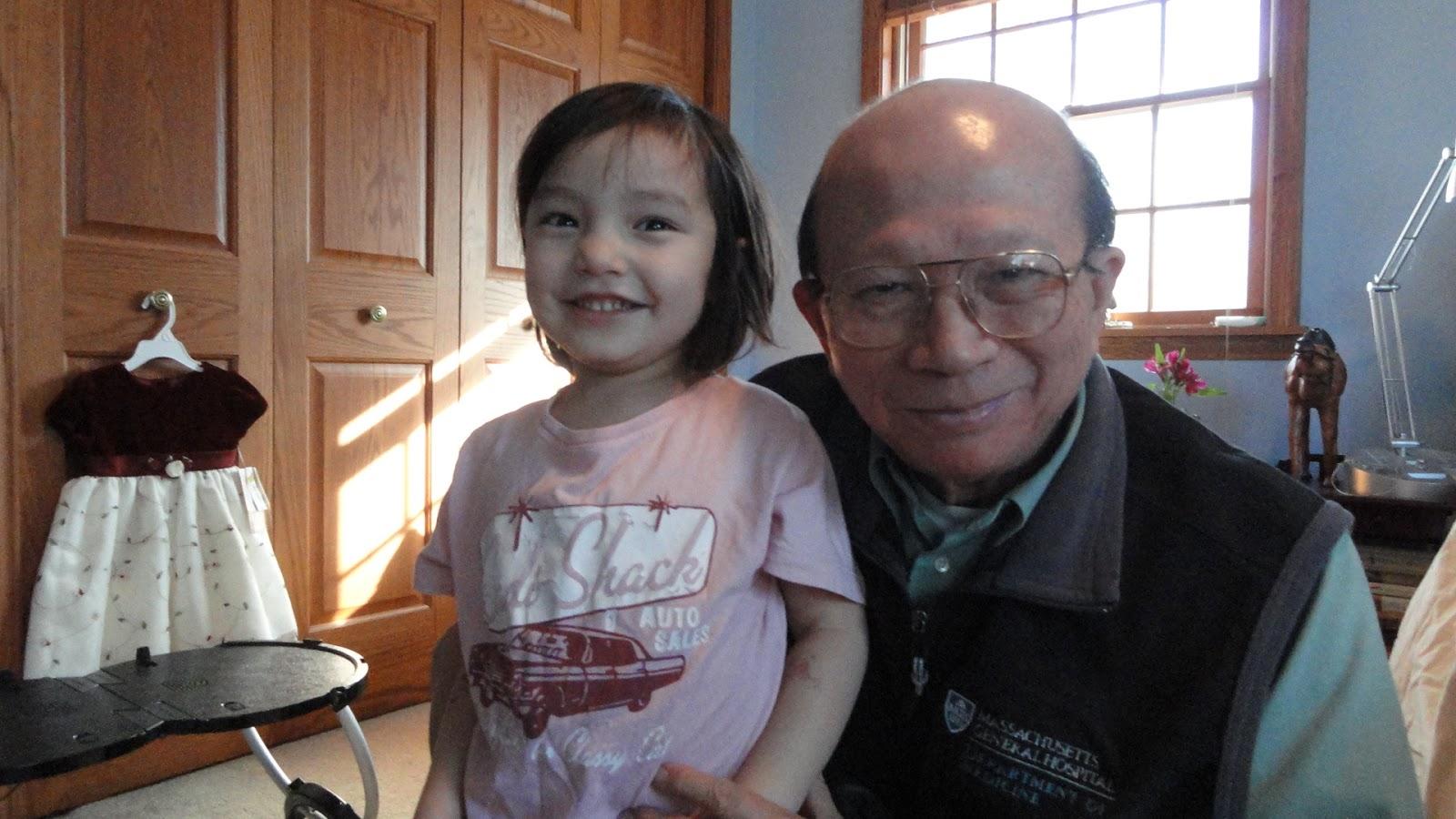Dr  Tsai's blog: December 2011