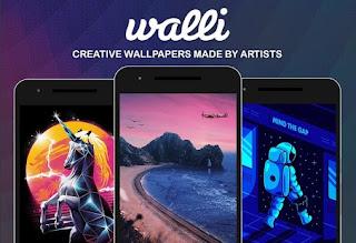 Walli – 4K, HD Wallpapers & Backgrounds v2.7.2 [Premium] APK