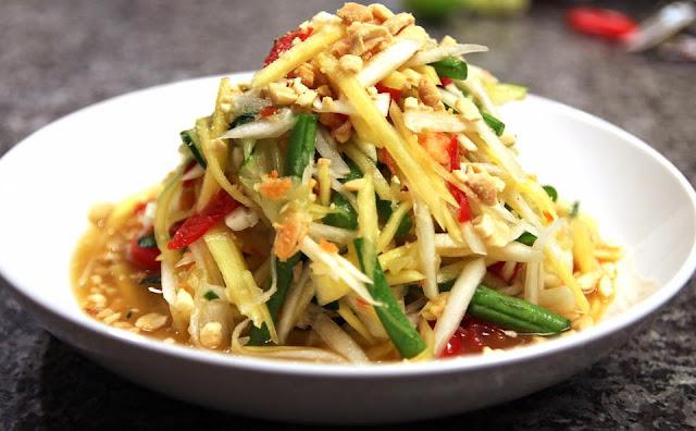 Resepi Somtan Thai