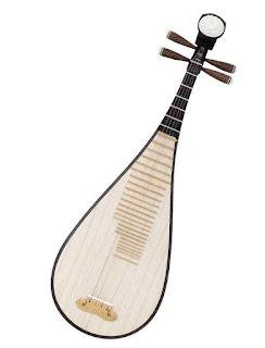 alat musik petik Pipa