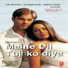 Thoda Sa Pyar Hua Hai (Maine Dil Tujhko Diya - 2002) Hindi Songs Notations