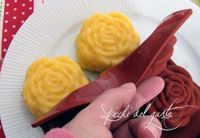 rose di polenta
