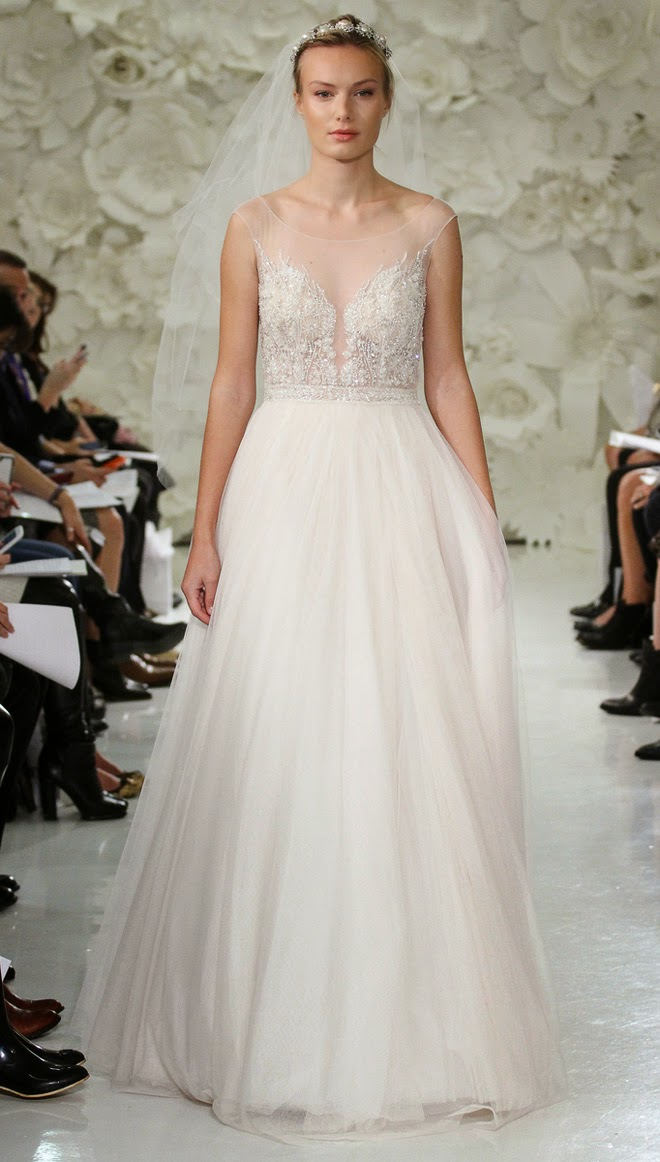 Watters Spring 2015 Bridal Collections - Belle The Magazine