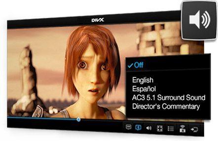 تحميل برنامج تشغيل الفيديوهات المضغوطة DivX Plus 10.7 للكمبيوتر