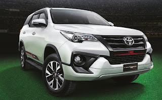 Kelebihan Kekurangan Toyota All New Fortuner TRD SPORTIVO