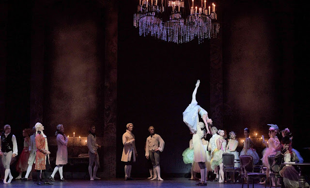 English National Ballet in Manon © Laurent Liotardo.