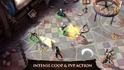 Download Game Dungeon Hunter 4 Apk Offline