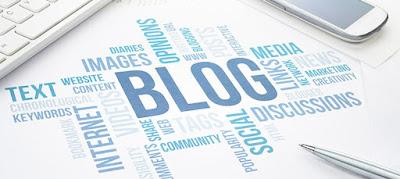 Contoh Blog Pribadi