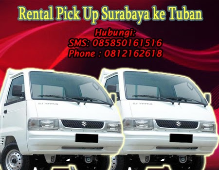 Rental Pick Up Surabaya ke Tuban