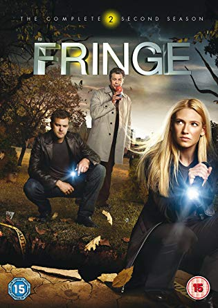 Fringe - Fronteiras - 2ª Temporada Séries Torrent Download capa