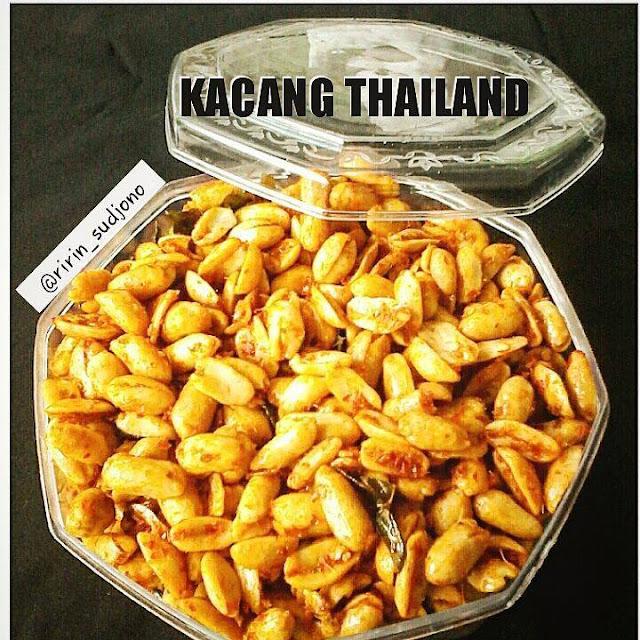 Resep dan Cara Membuat Kacang Thailand