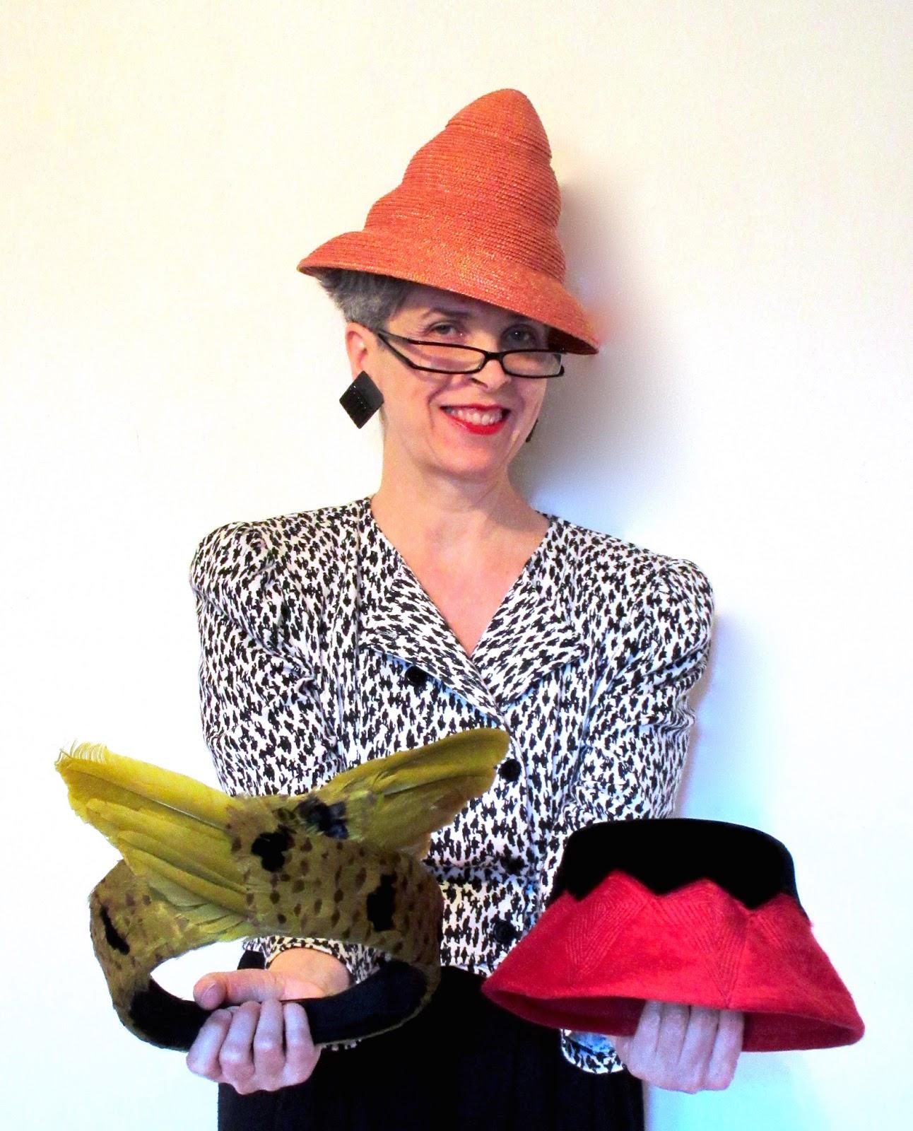 Valerie Idiosyncratic Instagram Tutti: Idiosyncratic Fashionistas: THE HAT CHALLENGE