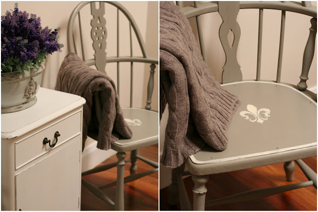 annie sloan french chairs white bedside painted lilyfield life chalk paint