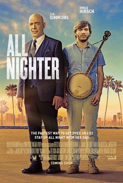 Film All Nighter 2017 Bioskop