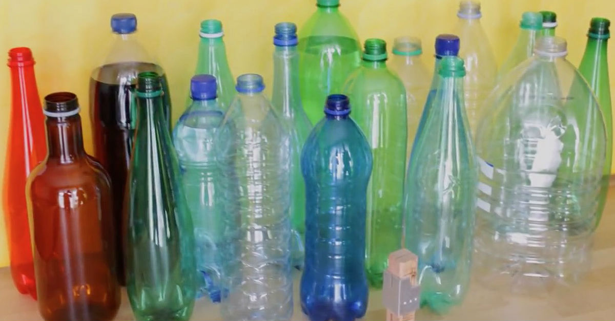 10 DIY Creative Ways to Reuse Plastic Bottles