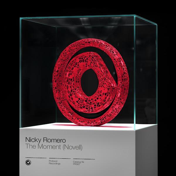 Nicky Romero - The Moment (Novell) - Single Cover