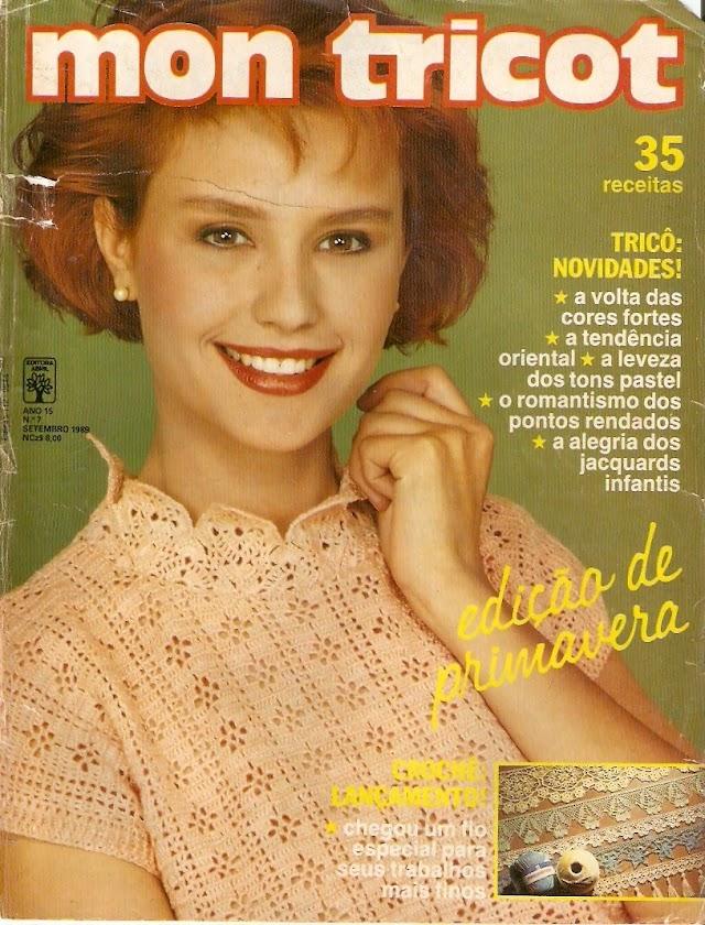 Mon Tricot  Nº 7-Revista