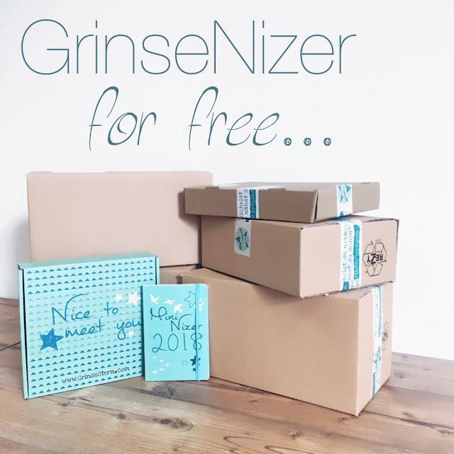 GrinseNizer, GrinseSTern, GrinsesternPapier, Stoff kaufen