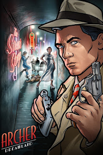 Archer, season 8 on DVD/Blu-ray