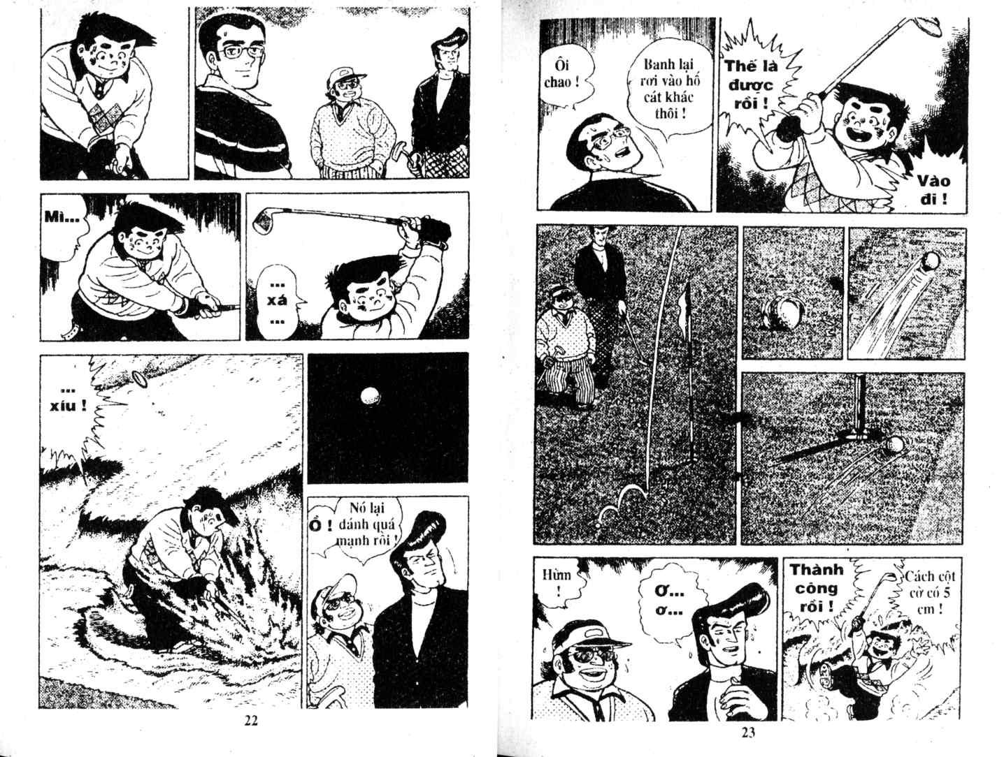 Ashita Tenki ni Naare chapter 12 trang 10