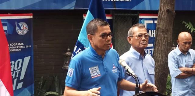 Sekjen Demokrat: Surat SBY Sudah Dijalankan Dengan Baik