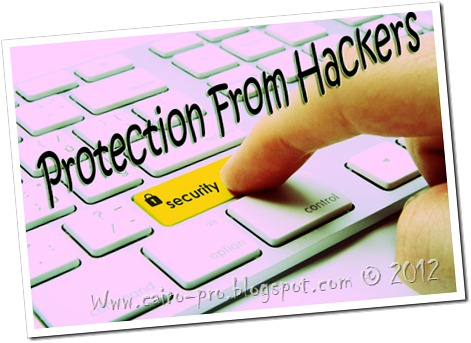 Protection From Hackers