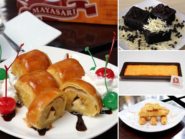 Daftar Alamat dan Nomor Telepon Outlet Mayasari Bakery