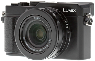 Panasonic Lumix LX 100 II Digital Camera